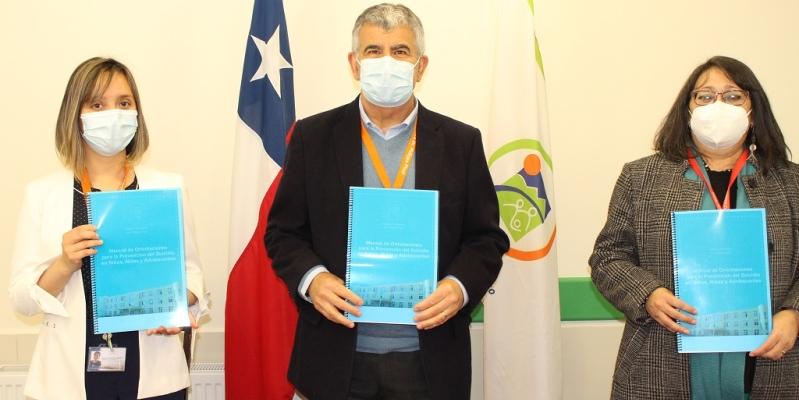 Hospital Psiquiátrico Dr. Philippe Pinel inicia trabajo con comunidades educativas enfocado en la prevención del suicidio en infancia y adolescencia